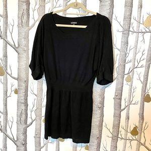 Express Knit top/dress in L